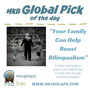 Your Family Can Help Boost Bilingualism